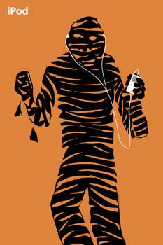 iPod Mummy