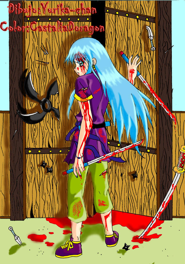 Yurika Naruto – Arpf
