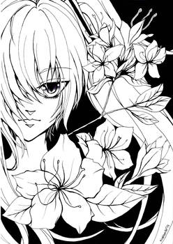 Hatsune Miku - Azalea