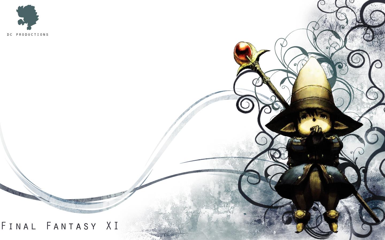 Final Fantasy XI Black Mage by demoncloud on DeviantArt