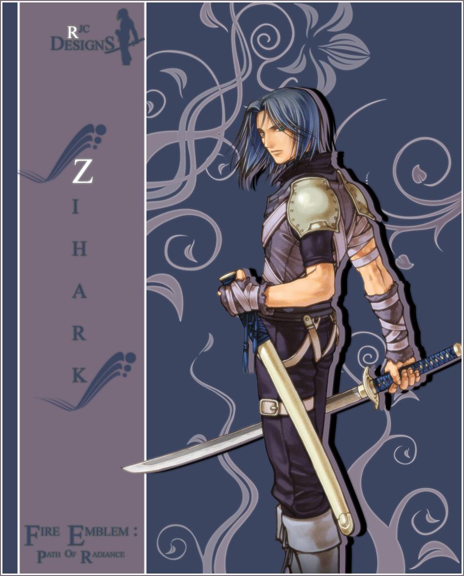 Zihark fire emblem