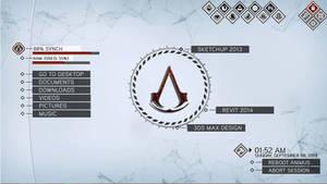 Assassin's Rainmeter