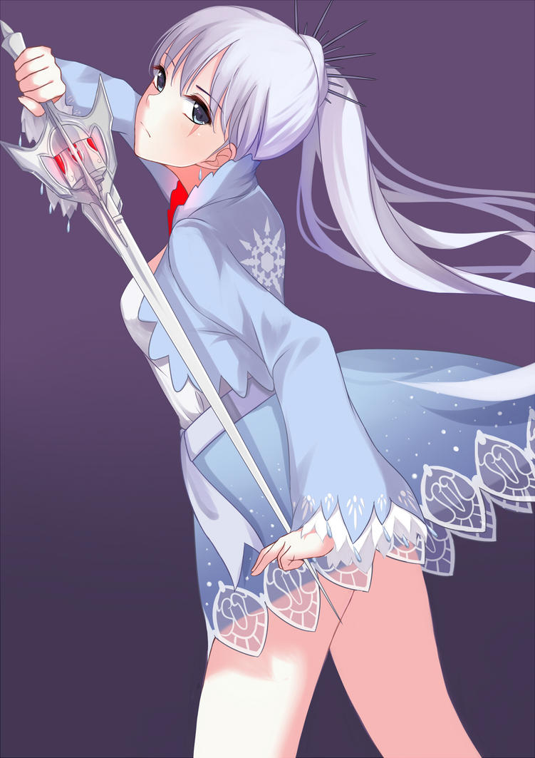 Image result for RWBY weiss