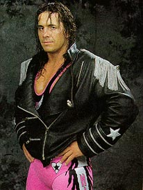 Bret -the hitman- hart by batuffolo