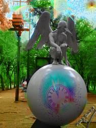 Angel of Time by ingenierocuevas