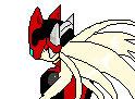 Omega Zero Pixel Art