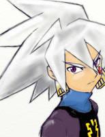 Solo from Ryusei No Rockman 2