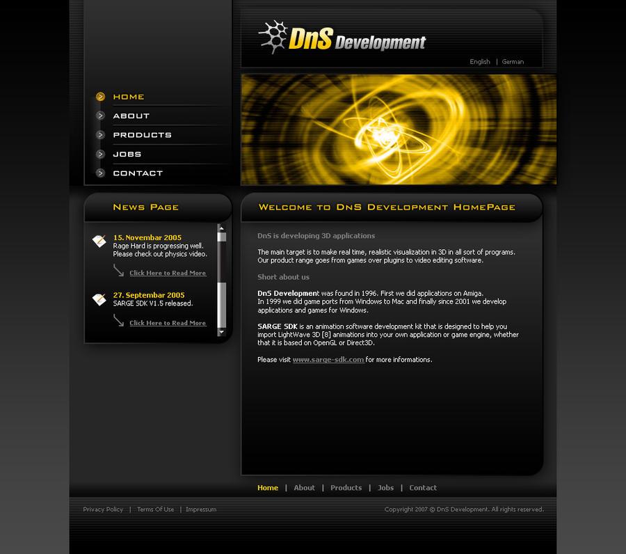 DNS development by djnick2k