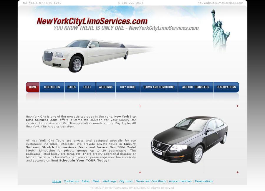 NY City Limo Service 1 by djnick2k