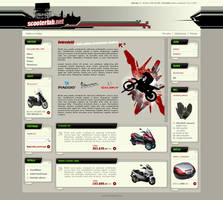 Web for a Scooters by djnick2k