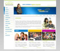 Web page Cerovac.ba by djnick2k