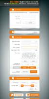 Web Forms V2.0 layered PSD