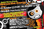 Digital Nexus party flyer