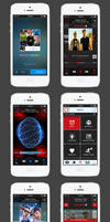 The Future FM iOS app by djnick2k