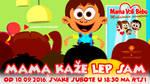 Mama kaze lep sam - Maksimova pesmica RTS1 TRAILER