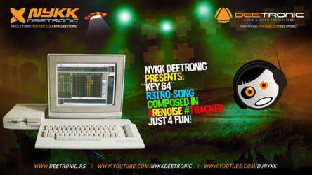 Key 64 - C64-like Song #Renoise by Nykk Deetronic