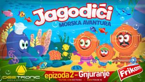 JAGODICI - EPISODE 2 Video PREMIERE on Youtube