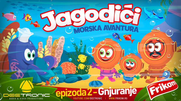 JAGODICI - EPISODE 2 Video PREMIERE on Youtube