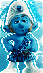 .::FrItZ's Avatars and Signs::. Smurf_avatar_by_fritzpm-d4c5vgl