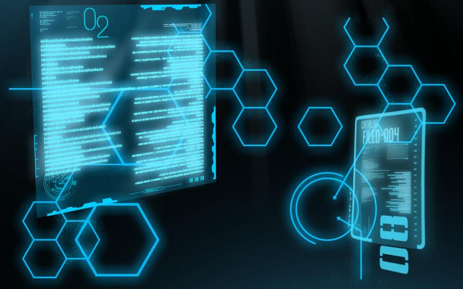 Tech wallpaper by SnowCakeLampan