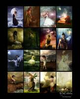 the fairy collection by JenaDellaGrottaglia