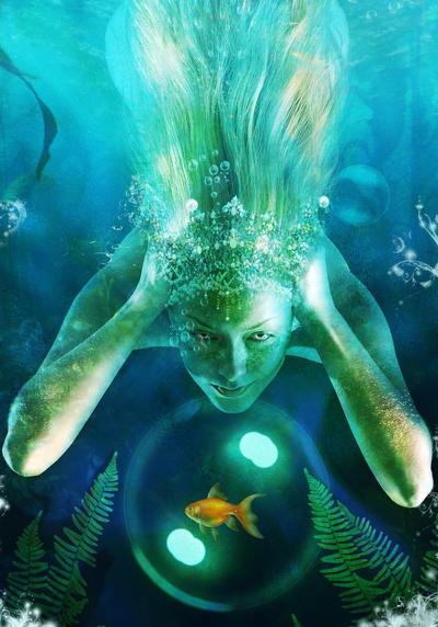 mermaids by JenaDellaGrottaglia