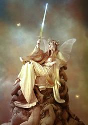 queen of swords by JenaDellaGrottaglia