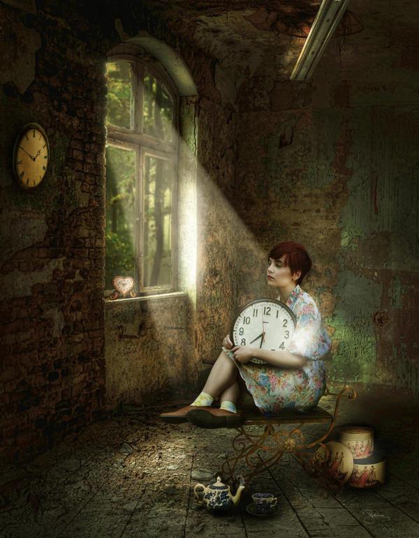 the long wait by JenaDellaGrottaglia