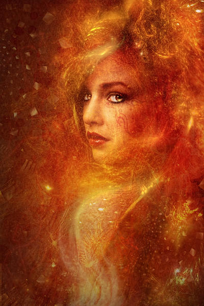 High Priestess Fire
