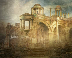 lost temple by JenaDellaGrottaglia