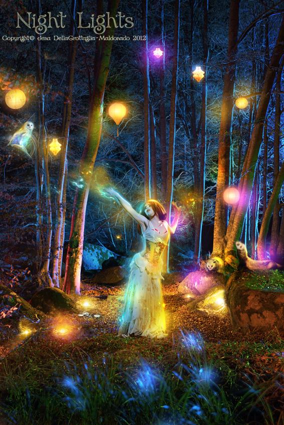 Night Lights by JenaDellaGrottaglia
