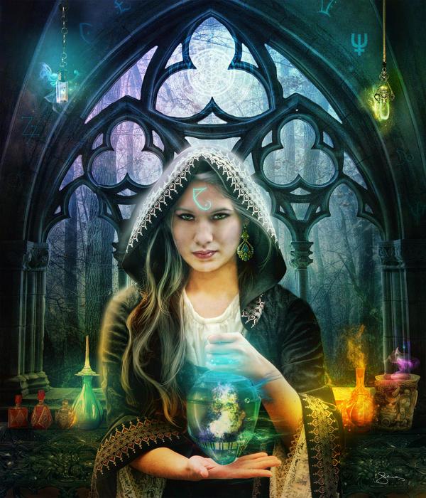 The Alchemist by JenaDellaGrottaglia