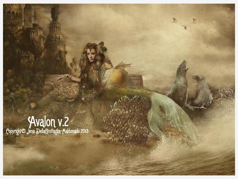 Avalon by JenaDellaGrottaglia