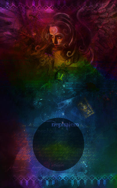 Nephalem nephilim by JenaDellaGrottaglia