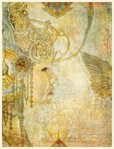 The White Queen by JenaDellaGrottaglia