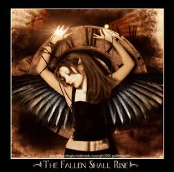 The Fallen Shall Rise by JenaDellaGrottaglia
