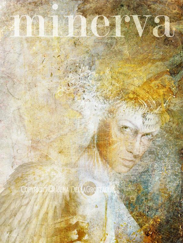 Minerva by JenaDellaGrottaglia