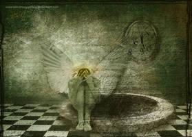 my broken angel by JenaDellaGrottaglia