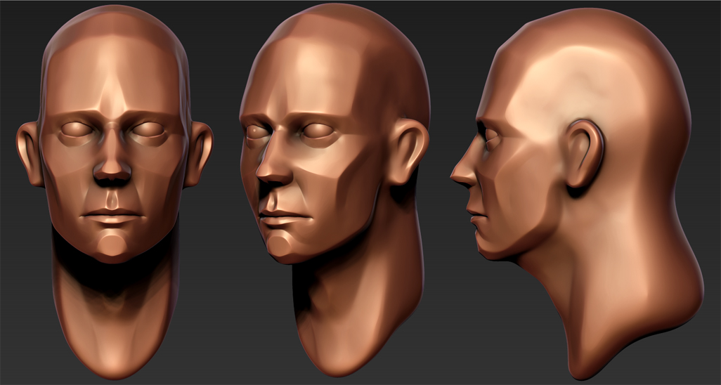 face planes by gilesruscoe on deviantart