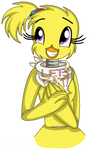 FNaF - Chica by Kasi-Ona