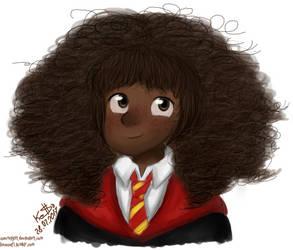 Harry Potter - Hermione by Kasi-Ona