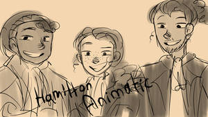 I FINISHED HAMILTON ANIMATIC