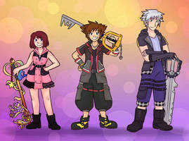 .:Kingdom Hearts:.