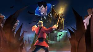 Vampire Killer by Ben10Fluid