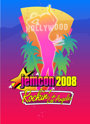 JemCon 2008 poster - 2nd draft