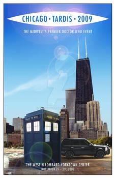 Chicago TARDIS cover mk2