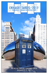 Chicago TARDIS 2011 cover