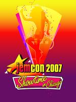 Jemcon 2007 poster by TaraLJC