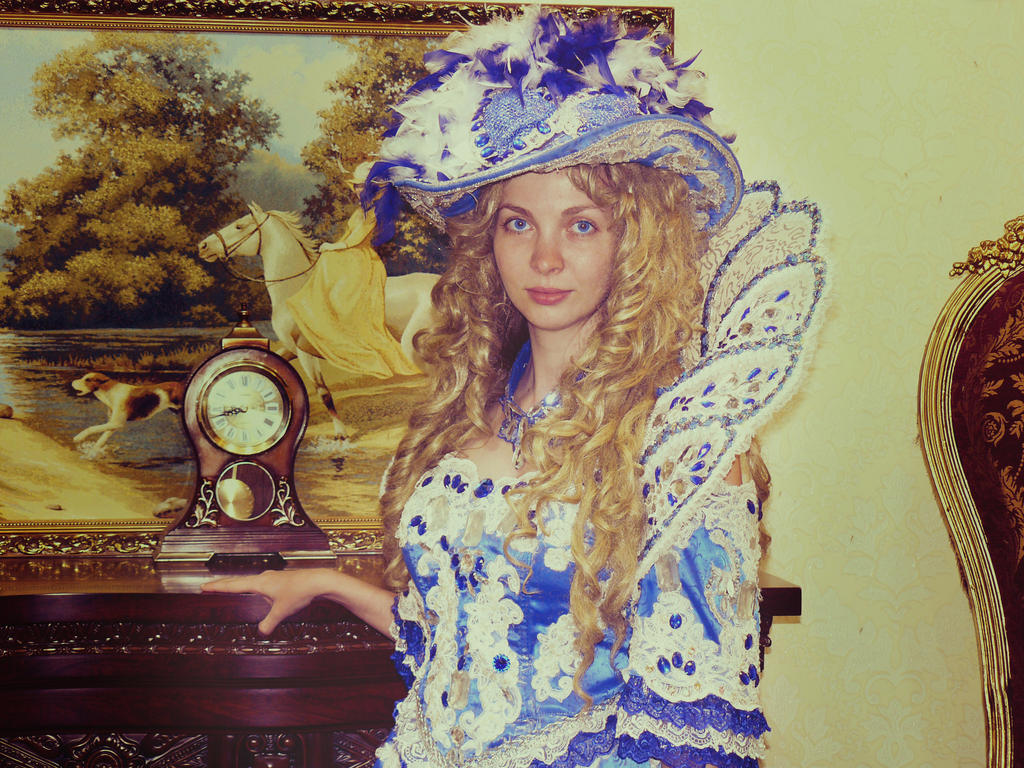 When I was a Queen by Azabeth-Sich