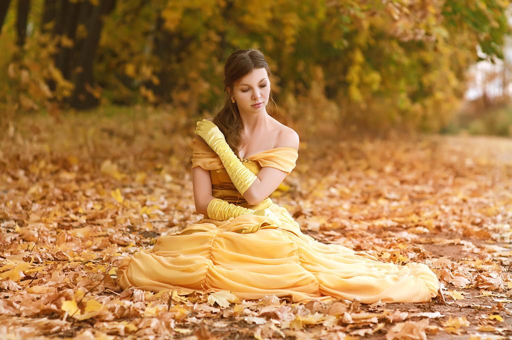 My Belle by Azabeth-Sich